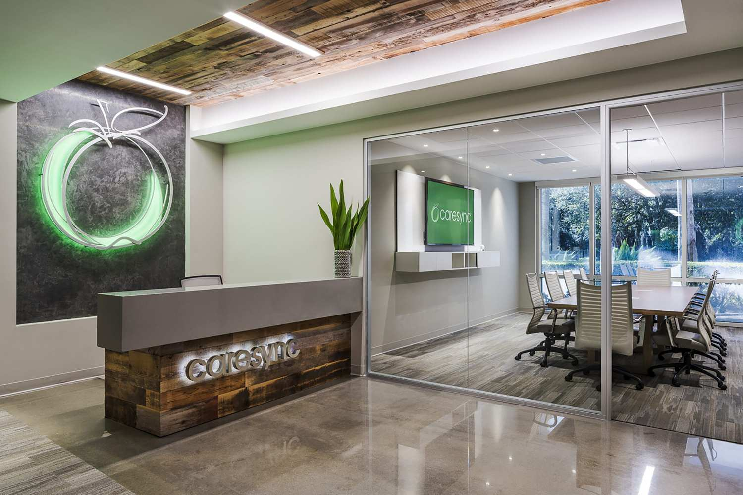 Caresync - reception