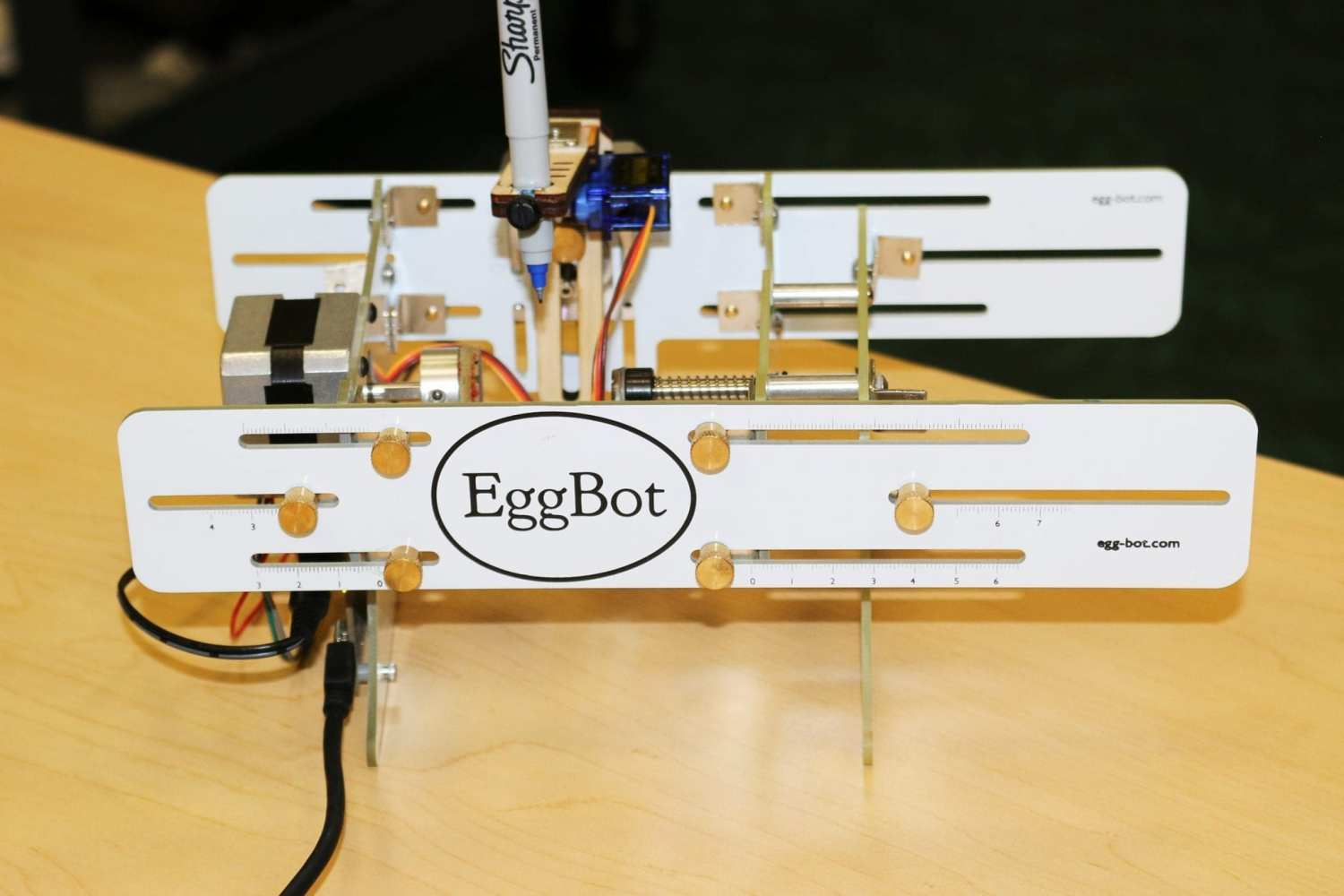 Clearwater business SPARK - Eggbot