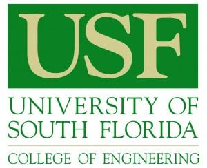 USF College of engineering logo