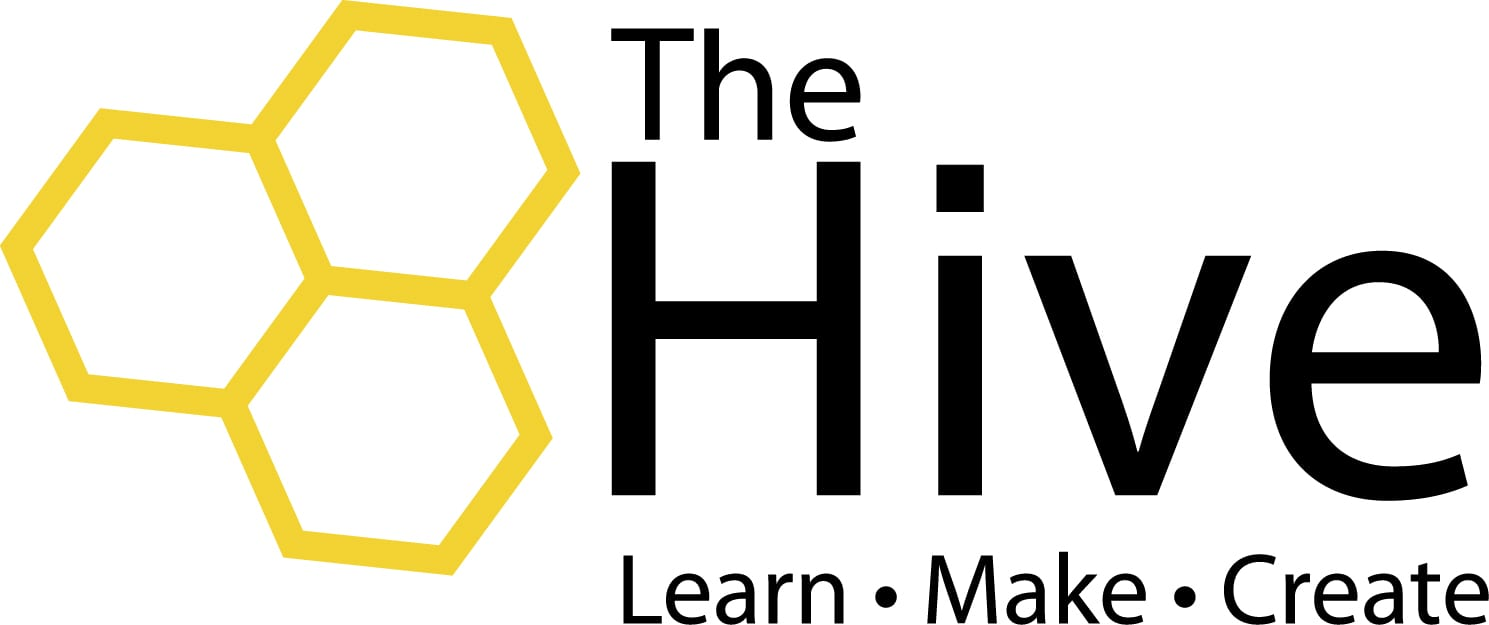 The Hive Logo - Hillsborough County Public Library