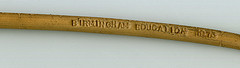 Birmingham Punishment Cane of 1973