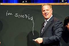 Glen Beck, I'm Stoopid