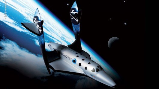 NASA charters suborbital research flights aboard Virgin Galactic's SpaceShipTwo