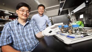 Bringing Down the Cost of Microbial Fuel Cells