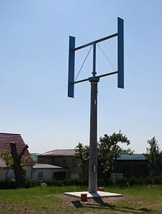 5 Kilowatt Vertical Axis Wind Turbine