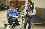Mechanical Engineering Professor Invents Portable Mobility Assist Device
