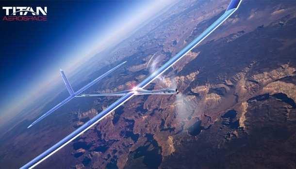 Giant Solar-Powered UAVs Are Atmospheric Satellites