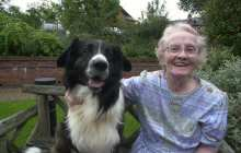 Newcastle University research shows how dogs could help the elderly