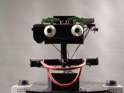 It's ERWIN the friendly robot