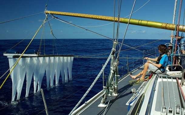 Could This Gigantic Ocean Plastic Clean-Up Machine Actually Pick Up Our Ocean Trash?
