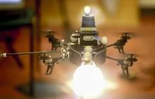 Drone lighting: A Photographer's Dream