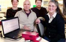 Otago researchers invent handheld DNA diagnostic unit