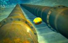 Underwater robot for port security