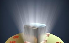 Revving up fluorescence for superfast LEDs & quantum cryptography