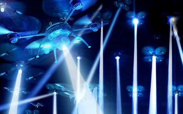 Amsterdam to Host World's First Drone Circus