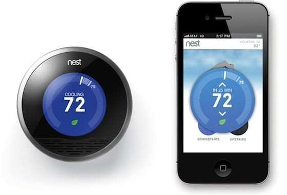 Put That Nest Thermostat to Work
