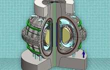 Heck of a Class Project: An 'Affordable, Robust, Compact' Fusion Reactor Design, Buildable in a Decade