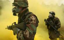 A new fabric coating that neutralizes chemical warfare agents