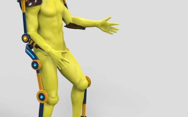 Exoskeleton to ensure an active old age