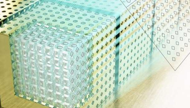 Three-Dimensional Nanostructure Manufacturing Discovery Provides New Opportunities for Chips
