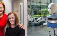 NTU scientists unveil social and telepresence robots