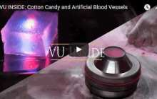 Cotton candy machines may hold key for making artificial organs