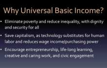 Universal basic income: Let the experiments begin in earnest