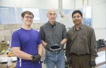 Graphene production on the cheap using 3 simple ingredients plus little energy