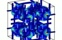 A newly designed metamaterial that expands with increasing hydrostatic pressure may advance what 3-D printers are capable of producing