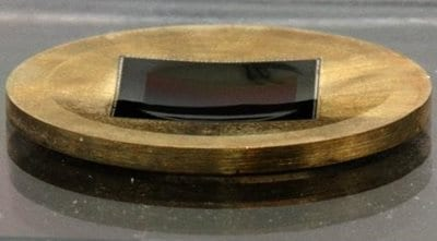 It is now practical to create cameras with curved sensors
