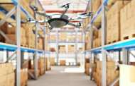 Aerial drones can read RFID tags from tens of meters away saving billions
