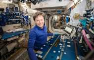 Identifying unknown microbes in space in real time