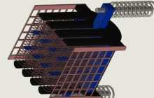 A water cloaking device that reduces drag and more