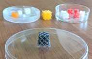 3-D printed acoustic metamaterials can be switched on and off for sound and vibration control