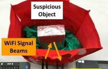 Could Wi-Fi detect bombs, weapons and chemical in bags?