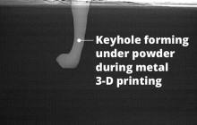 A pivotal discovery that could dramatically improve the 3D printing process
