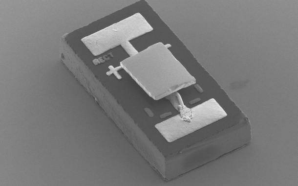 Could cooling computers be a simple as running an LED with the electrodes reversed?