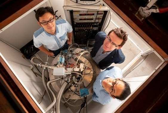Results confirm the promise of silicon for quantum computing