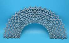 A new flexible material could help protect existing buildings from earthquakes
