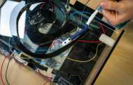 A GPS-like system for flexible medical robots inside the human body