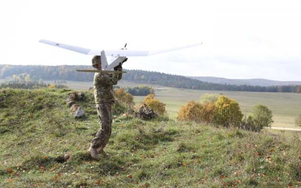 Drones that can change shape in mid-flight