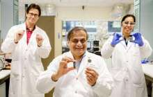 A new glue can be activated by a magnetic field