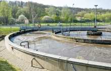 Diverting urine away from municipal wastewater treatment plants and recycling the nutrient-rich liquid to make crop fertilizer