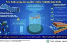 New technology makes foldable solar cells a practical reality