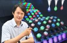 A major breakthrough in Quantum Dot Technology