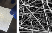 New nanofiber filter captures almost 100% of COVID-19 virus