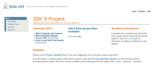 Java 9 - Aktueller Entwicklungsstand