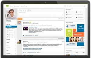 ESNs - Beispiel Tibbr (Quelle: Tibbr.com)