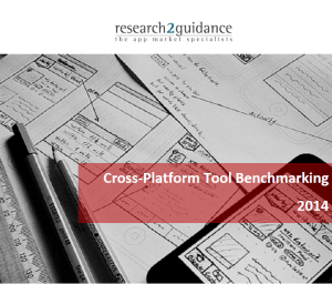 Cross Platform Tool Benchmark 2014