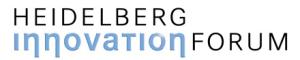 Heidelberger Innovationsforum 2015: Schwerpunkt Smart Data